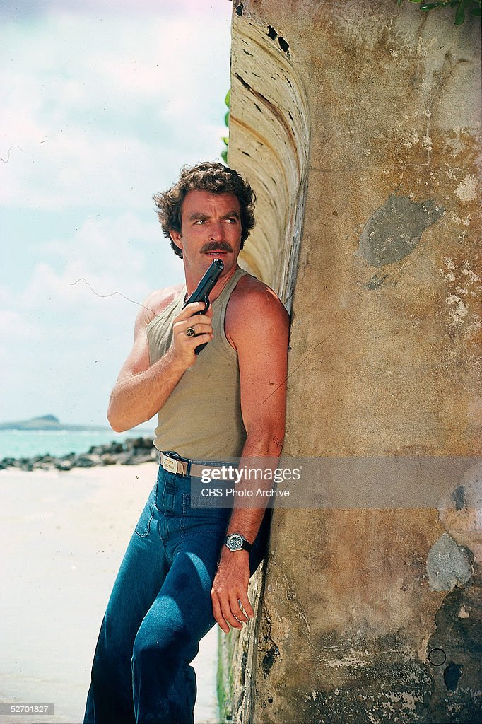 Magnum P.I. Returns to TV