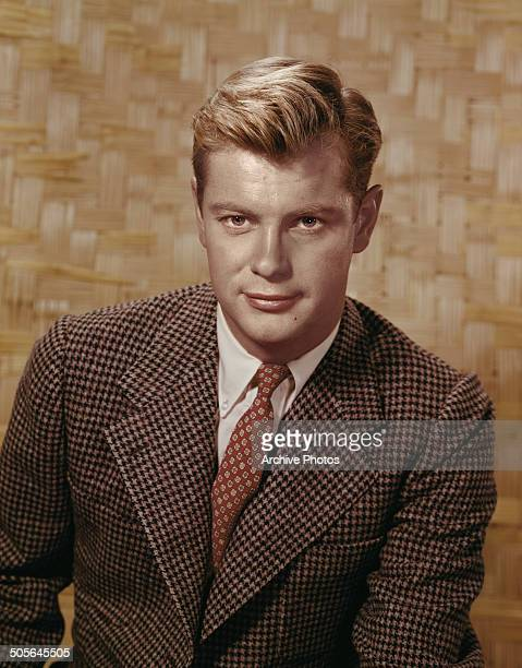 American actor Troy Donahue circa 1960