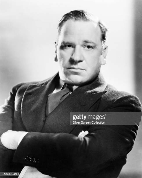 American actor Wallace Beery , circa 1940.