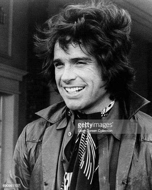 American actor Warren Beatty as George Roundy in the romantic comedy 'Shampoo', 1975.