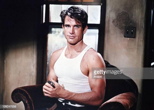 American Actor Warren Beatty