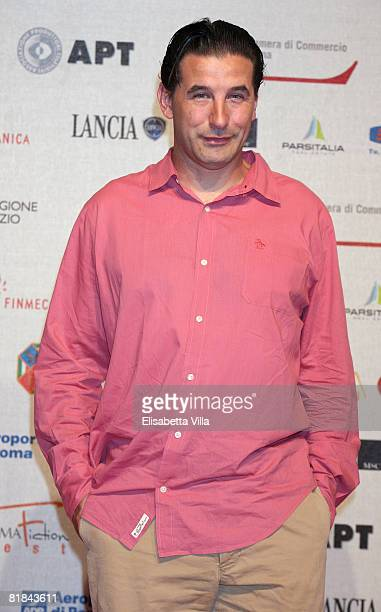 American actor William Baldwin attends the first day of Roma Fiction Fest 2008 July 7 2008 in Rome Italy