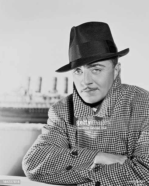 American actor William Powell 16th November 1934