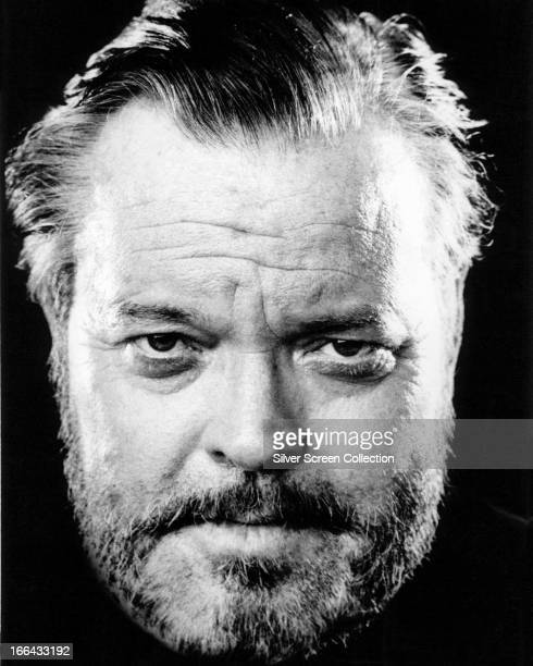 American actor writer and director Orson Welles circa 1970