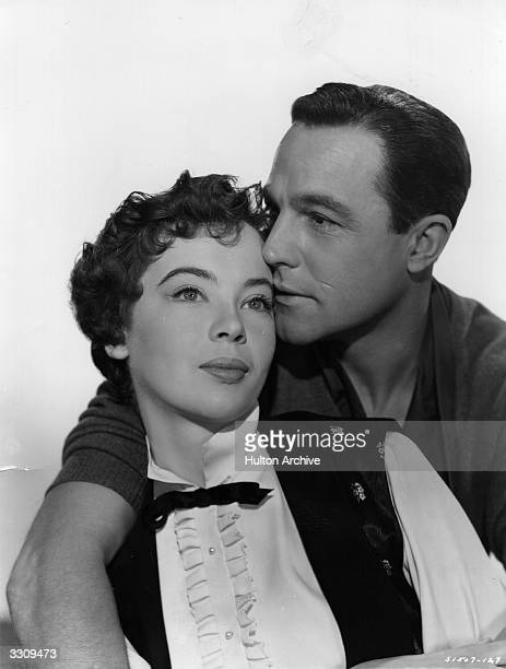 American actordancer Gene Kelly stars with Leslie Caron in the musical comedy 'An American in Paris' directed by Vincente Minnelli for MGM