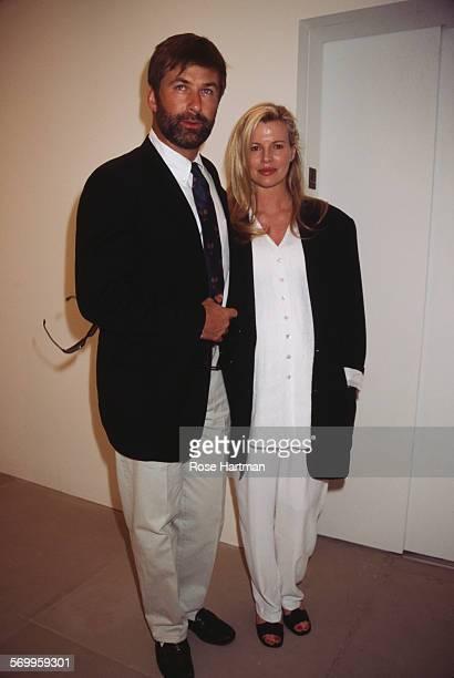 American actors Alec Baldwin and Kim Basinger USA circa 1995
