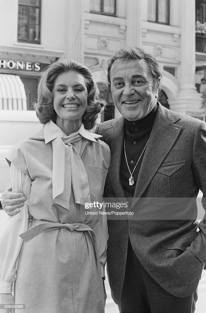 Cyd Charisse And Tony Martin In London : News Photo