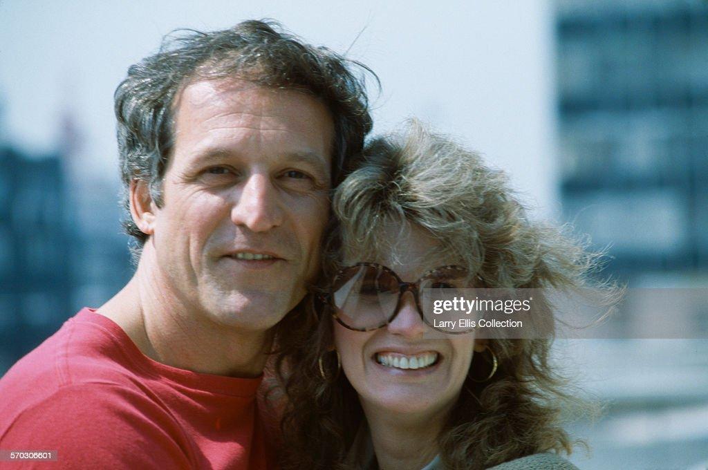 Daniel J. Travanti And Barbara Bosson : Nachrichtenfoto