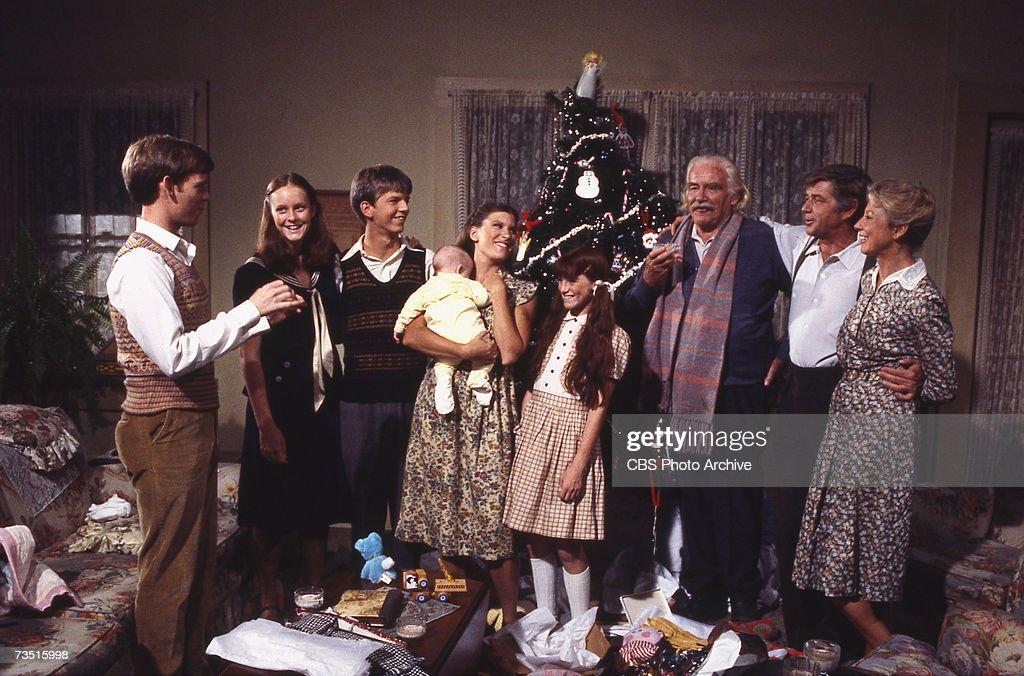 'The Waltons' At Christmastime : Fotografía de noticias