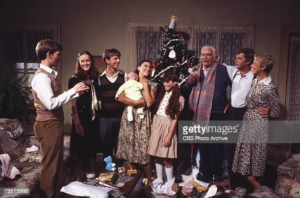 American actors Eric Scott as Ben Walton Mary McDonough as Erin Walton David Harper as JimBob Walton Judy Norton Taylor as Mary Ellen Walton Kami...