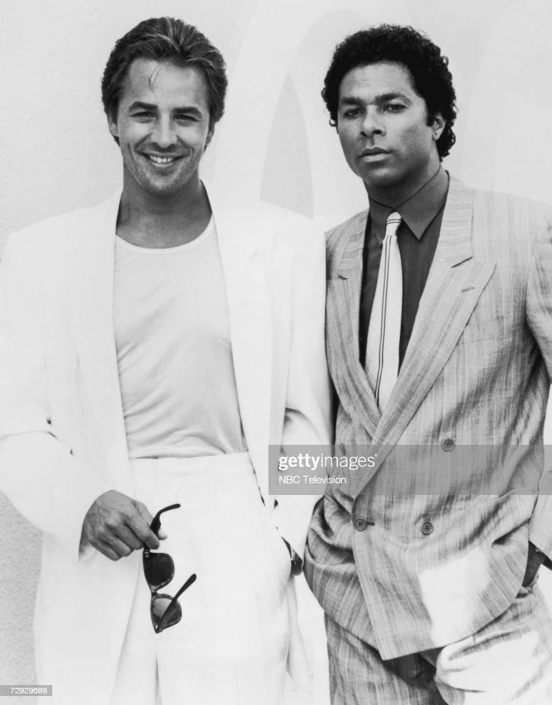 Crockett And Tubbs : News Photo