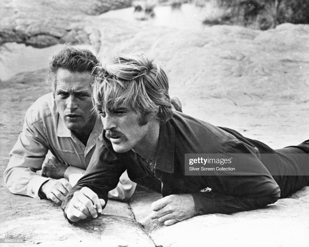 Butch Cassidy and the Sundance Kid : News Photo