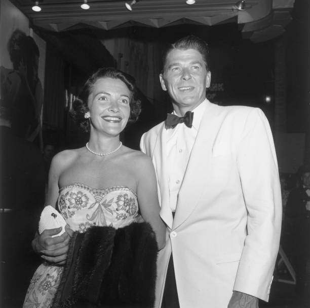 American Wedding Cast: 60 Years Since The Wedding Of Ronald Reagan And Nancy