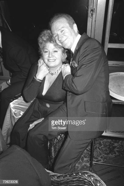 American actors Shelley Winters and Red Buttons pose together, 1970s. In the 1970s, the pair appeared together in several projects, including 'The...