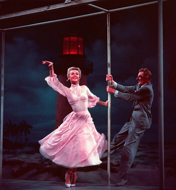 dancing in white christmas - Actors In White Christmas