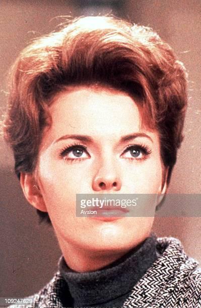 American Actress Jean Seberg.