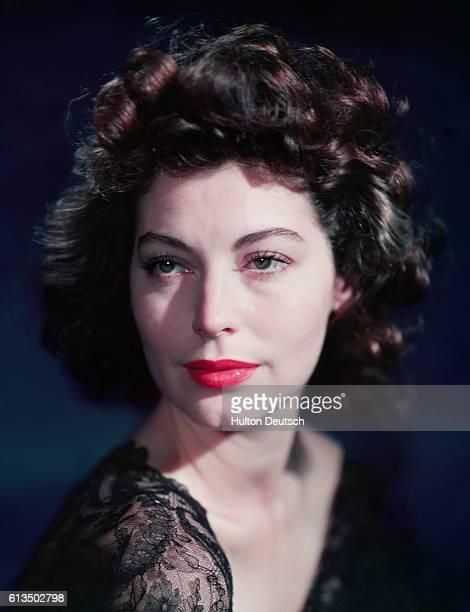 American actress 1922-1990.