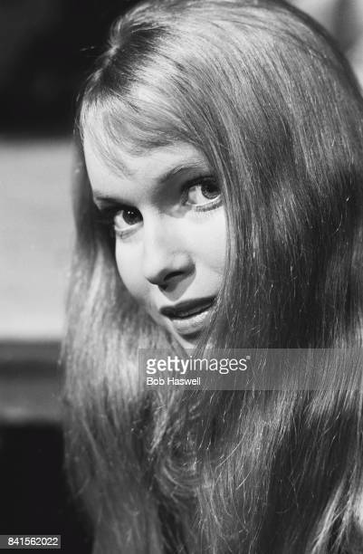 American actress activist and former fashion model Mia Farrow on the set of 'Guns at Batasi' her first credited appearance 1st April 1964