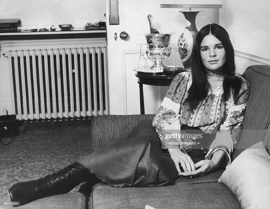 Ali MacGraw : News Photo