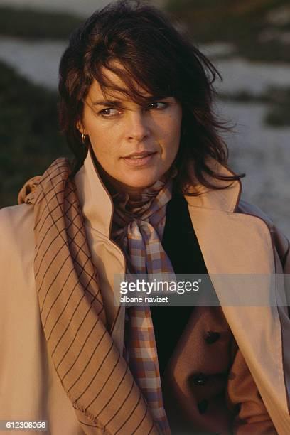 American actress Ali MacGraw
