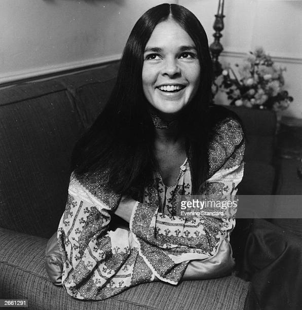 American actress Ali MacGraw) smiles for the camera. Original Publication: People Disc - HH158