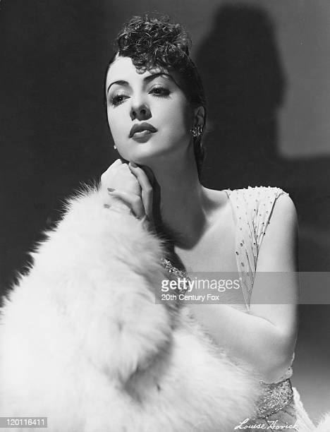 American actress and burlesque entertainer Gypsy Rose Lee , then known as Louise Hovick, in a publicity still for her debut film, 'You Can't Have...