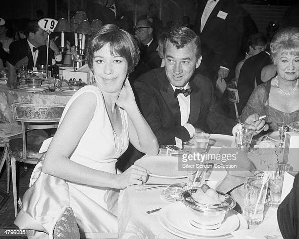 American actress and comedian Carol Burnett and her husband TV producer and actor Joe Hamilton at the 18th Emmy Awards Hollywood Palladium Los...
