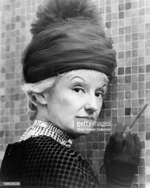 American actress and comedienne Phyllis Diller circa 1950