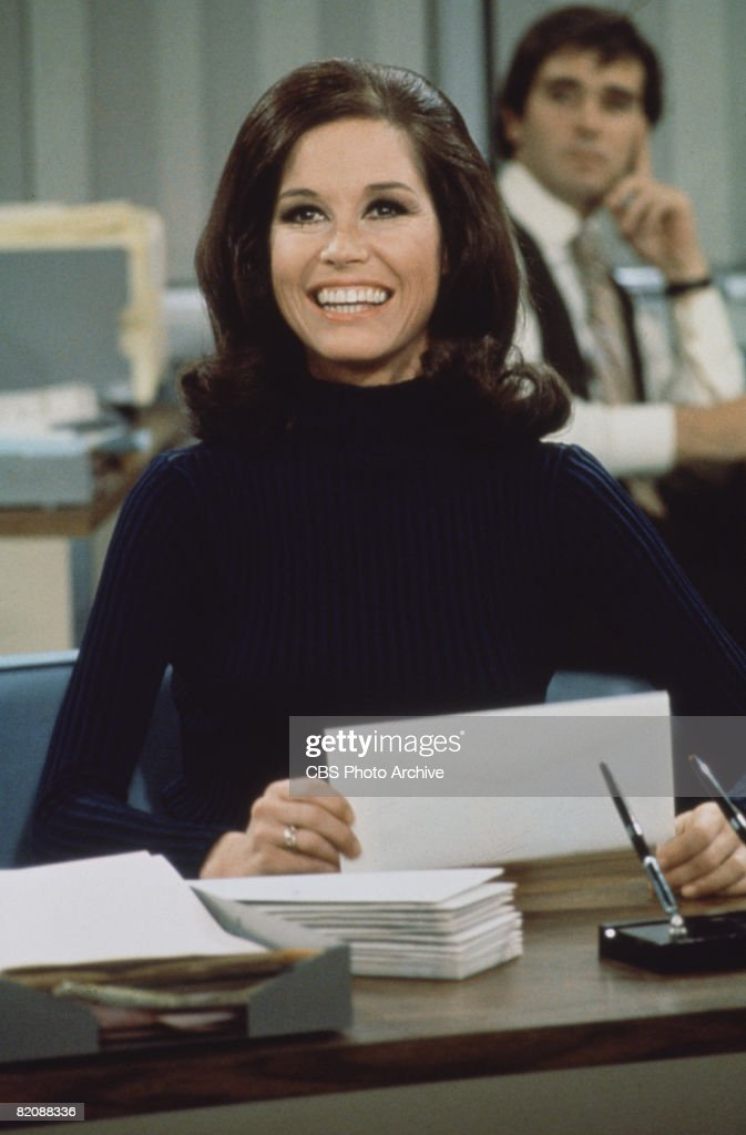 "CBS's ""The Mary Tyler Moore Show"""