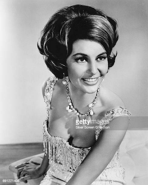 American actress and dancer Cyd Charisse as Carlotta in a publicity still for the film 'Two Weeks in Another Town' 1962