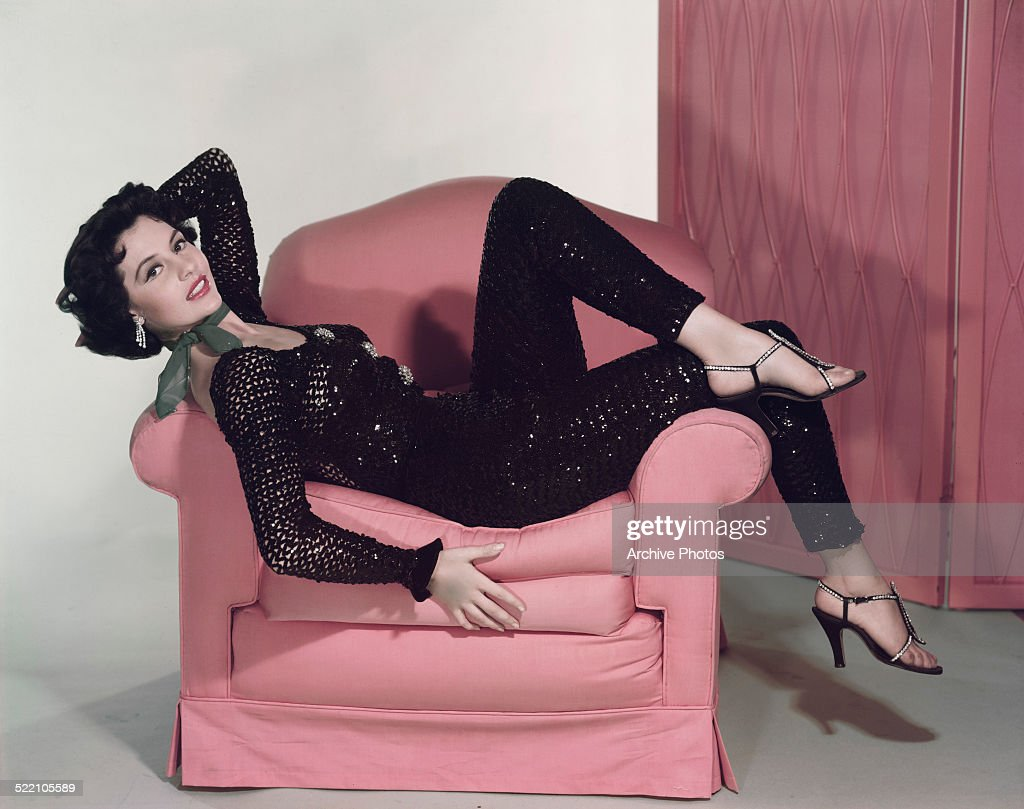 Cyd Charisse : News Photo
