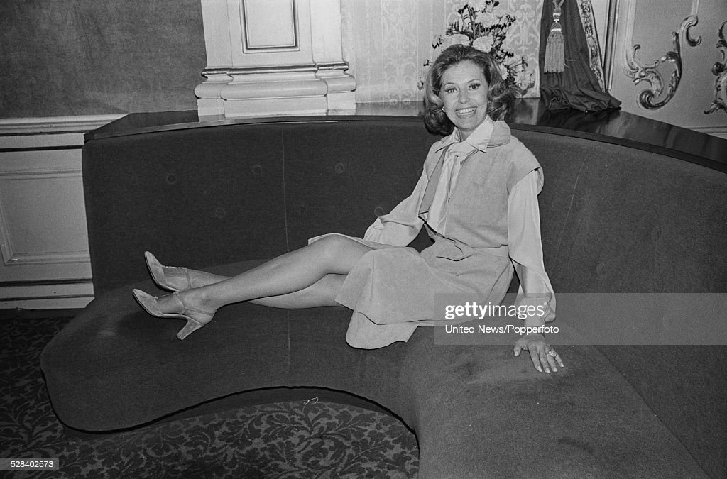 Cyd Charisse In London : News Photo