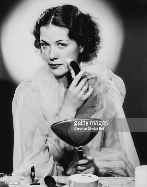 American actress and dancer Eleanor Powell , 8th August 1935.