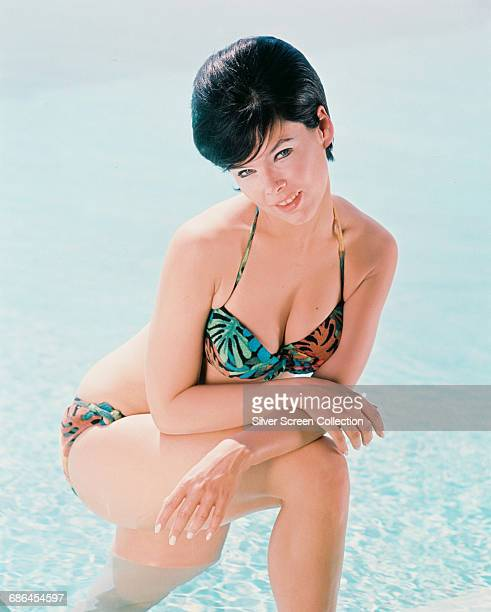 American actress and dancer Yvonne Craig circa 1960