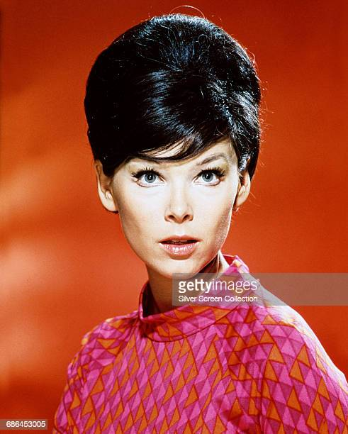 American actress and dancer Yvonne Craig circa 1965