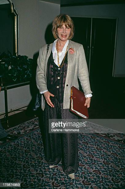 American actress and director Lee Grant 1994