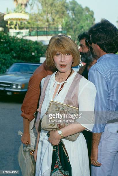 American actress and director Lee Grant attends a benefit for Equal Rights Advocates, circa 1990.