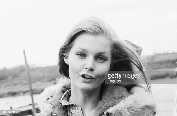 American actress and former child model Carol Lynley on the set of British horror film 'The Shuttered Room' UK 30th September 1966