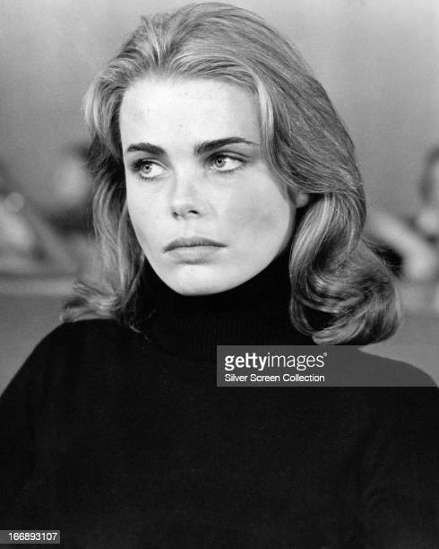 American actress and model Margaux Hemingway in a publicity still for 'Lipstick', directed by Lamont Johnson, 1976. Photo by Silver Screen...