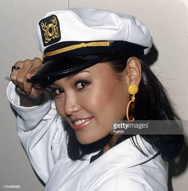 American actress and model Tia Carrere circa 1990