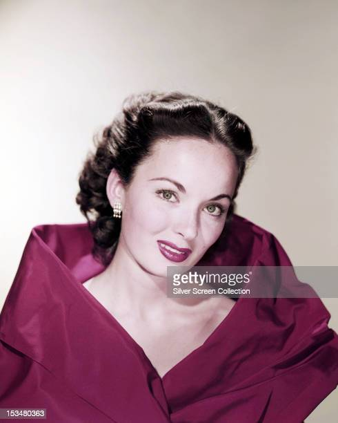 American actress and singer Ann Blyth circa 1945
