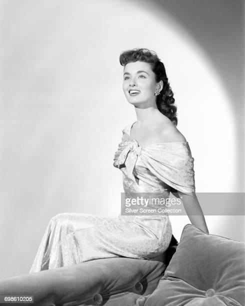 American actress and singer Ann Blyth circa 1950
