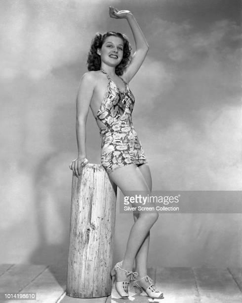 American actress and singer Ann Sheridan circa 1935