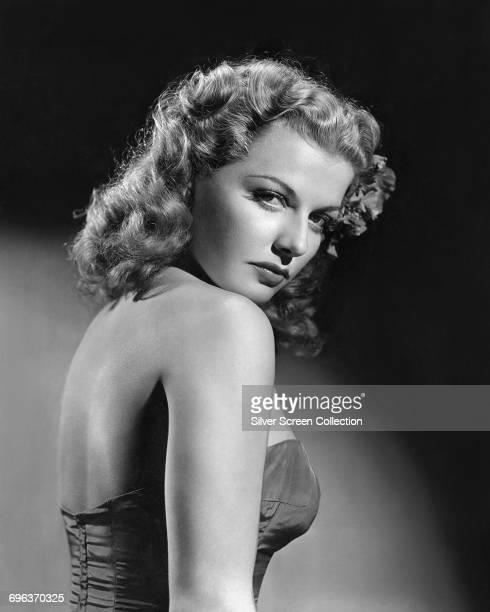 American actress and singer Ann Sheridan circa 1950