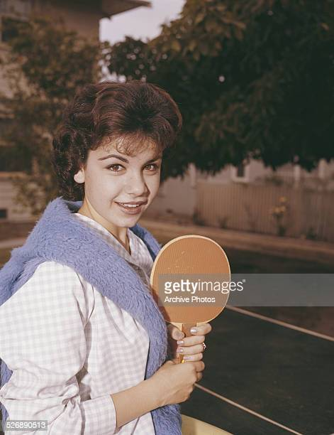 American actress and singer Annette Funicello circa 1960