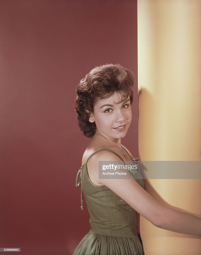 American actress and singer Annette Funicello (1942 - 2013), circa 1960.