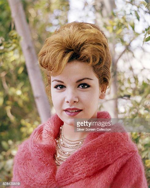 American actress and singer Annette Funicello circa 1962