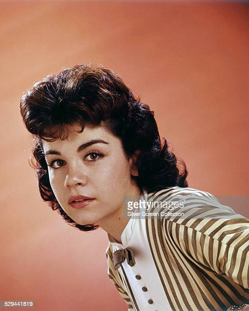 American actress and singer Annette Funicello circa 1963