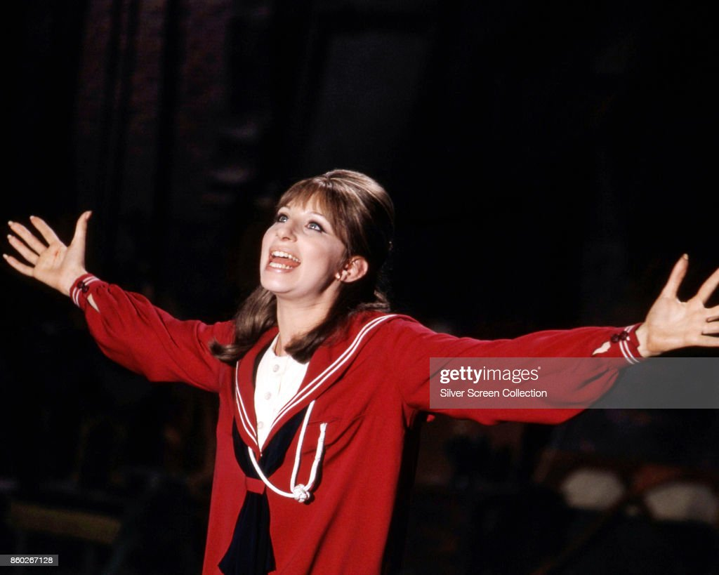 Barbra Streisand In 'Funny Girl' : News Photo