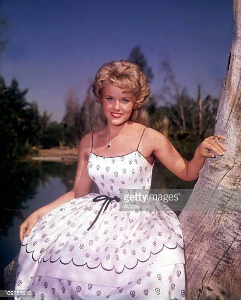 American Actress and Singer Connie Stevens